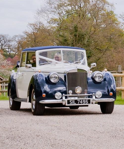 Wedding Car Oxford
